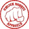Chuck Norris mange des Glourselestes au petit déjeuner